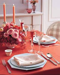 Valentine S Day Tablecloth by Valentine U0027s Day Menus Martha Stewart
