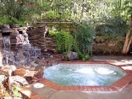 Designing Backyard Landscape by Best 25 Backyard Tubs Ideas Only On Pinterest Diy Hottub