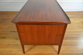 Danish Modern Teak Desk by Scandinavian Modern Teak Desk In The Style Of Arne Vodder With