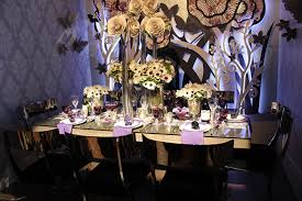themed tablescapes design ideas purple themed table 22 the top tablescapes to