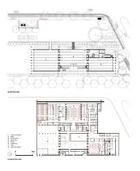 Museum Floor Plan Fort Worth Modern Art Museum Floor Plan Ando Architecture Tadao
