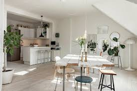 meuble cuisine scandinave salle a manger style scandinave