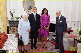 president u0026 michelle obama spend time with the royal family photo