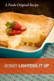 Lighter Gooey Butter Cake