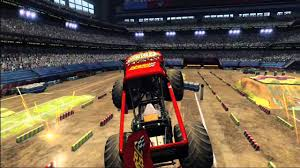 monster truck videos monster jam monster jam path of destruction first official