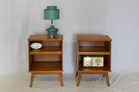 nightstand exquisite diy rustic bedroom ideas gray painted wood
