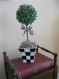 Mackenzie Childs Pumpkins Diy by Pandora U0027s Box How To Make A Topiary With A Mackenzie Childs Flair