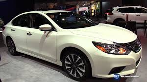 nissan supercar 2017 2017 nissan altima sv exterior and interior walkaround 2017