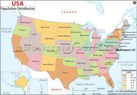 map us states population maps history us census bureau states population density map
