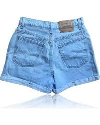 light wash denim shorts don t miss this bargain 90s levis light wash denim shorts high