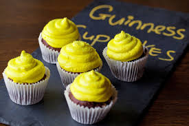 beer cupcakes guinness beer desserts asian fusion magazine