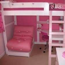 Purple Bunk Beds Futon Bunk Bed With Desk Foter