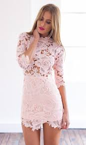 dress pink pale pink lace dress pink lace dress pink lace