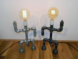51 best robot lampe images on pinterest pipe lamp robots and