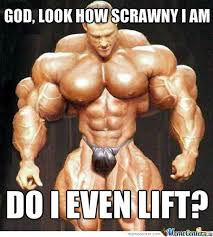 Body Meme - douchebag body dysmorphia by megaclam meme center