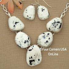 white turquoise necklace images White buffalo turquoise navajo silver jewelry four corners usa jpg