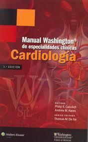 cardiologia manual washington de especialidades clinicas 3ª ed