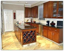 kitchen cabinets wine rack cabinet insert island foter best 25