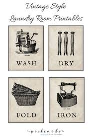 Laundry Room Wall Decor Ideas by Laundry Room Excellent Room Design Vintage Laundry Room