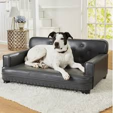 extra large dog sofa bed wayfair