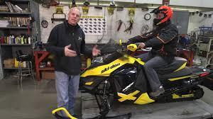 ski doo tips for windshields youtube