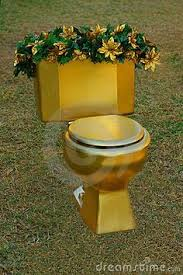 golden toilet design your toilet pinterest toilet man cave