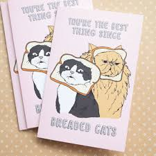 best cat greeting cards products on wanelo