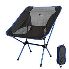 chaise de pliante candora portable ultra léger chaise pliante avec sac de transport