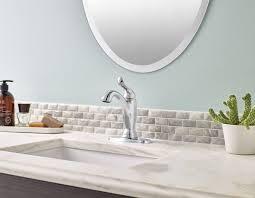 bathroom delta two handle bathtub faucet delta waterfall tub
