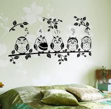 17 vinyl wall decals tree branch tree branch vinyl wall art decal wall decal tree branch owl birds vinyl sticker z3648 ebay