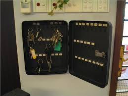 Key Cabinet With Combination Lock Yale 46 Key Hooks Combination Lock K End 1 24 2015 7 15 Pm