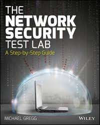 the network security test lab ebook by michael gregg