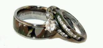 camo wedding ring sets for him and camo wedding ring sets the unique wedding ring wedding and bridal