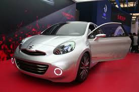 compact sports cars nissan compact sports at shanghai motor show 上海国际汽车展