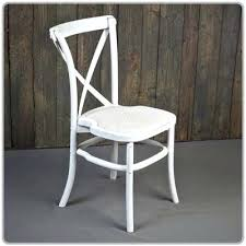 X Back Bistro Chair White Bistro Chair Noahgaluten