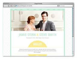 the best wedding websites best wedding website exles tbrb info