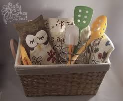kitchen basket ideas kitchen gift basket ideas fpudining