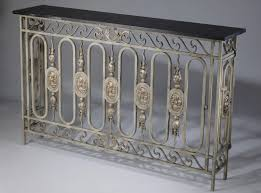 Painting Wrought Iron Patio Furniture by Aluminium Garden Furniture With Shaker Home Inspirations Painting