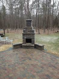 Paver Patio Kits Serenity 100 Fireplace Patio Place Pinterest Serenity