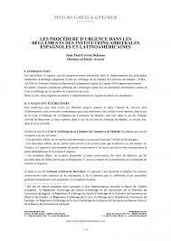 chambre d arbitrage de publications association française d arbitrage