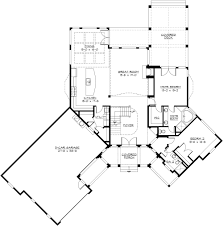 winthrop 3218 4 bedrooms and 4 5 baths the house designers