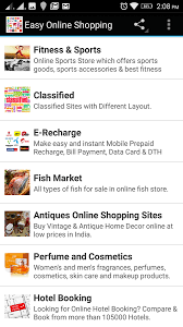 Best Online Shopping Sites For Home Decor Easy Online Shopping India Android Apps On Google Play