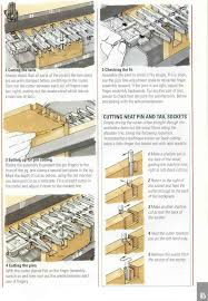 Making Wood Joints With A Router by Good Wood Joints Cutting Neat Pin And Tail Sockets Diy
