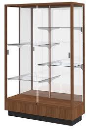 trophy display cabinets heritage trophy locking display case