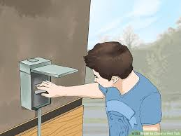 how to clean a tub 15 steps with pictures wikihow