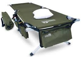 Camping Folding Bed Folding Cot Outdoor Portable Army Military Camping Bed Hiking