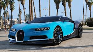 custom bugatti bugatti chiron u0026 vision tuning add on gta5 mods com