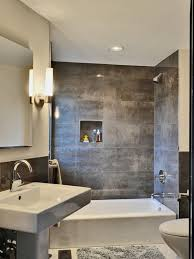 Bathroom Ideas With Tile Colors Best 10 Dark Grey Bathrooms Ideas On Pinterest Wood Effect