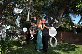 placentia musician s tuba tree is home bass orange county register