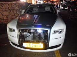roll royce india rolls royce ghost series ii 5 august 2016 autogespot